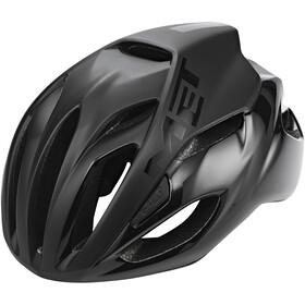 MET Rivale Cykelhjelm, black